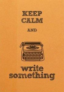 menulis blog menggunakan bahasa inggris